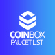 CoinBox - Faucet List - CodeCanyon Item for Sale