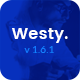 Westy - Responsive Multi-Purpose WordPress Theme - ThemeForest Item for Sale