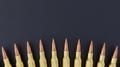 556mm Ammunition Background - PhotoDune Item for Sale