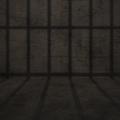 Prison Bar Shadow Cast on Concrete Wall - PhotoDune Item for Sale