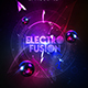 Electro Fusion Flyer Template - GraphicRiver Item for Sale