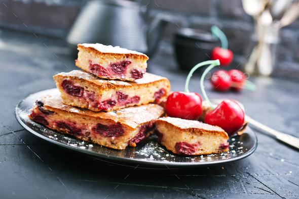 homemade pie - Stock Photo - Images
