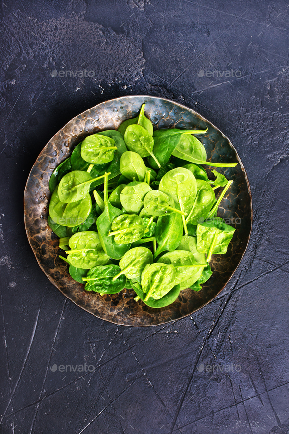 spinach - Stock Photo - Images