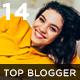 14 Top Blogger Presets