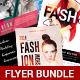 Fashion Flyer Bundle - GraphicRiver Item for Sale