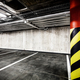 Concrete wall underground parking garage interior - PhotoDune Item for Sale