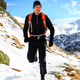 Trail running in mountains on winter beautiful day - PhotoDune Item for Sale