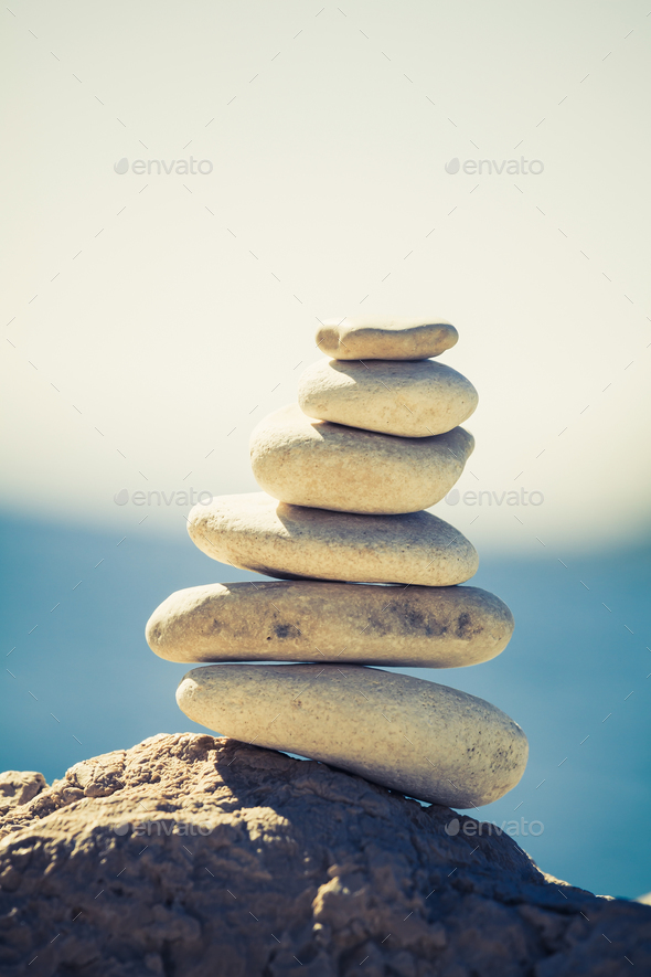 Balance inspiration wellness concept - Stock Photo - Images