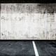 Concrete wall underground garage interior background texture - PhotoDune Item for Sale