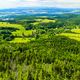 Summer inspirational landscape green forest and mountains - PhotoDune Item for Sale