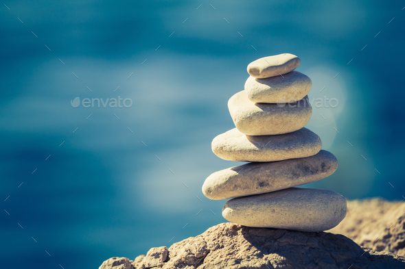 Balance spa wellness concept - Stock Photo - Images