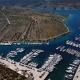 Aerial of Primosten Vineyards, Croatia - VideoHive Item for Sale