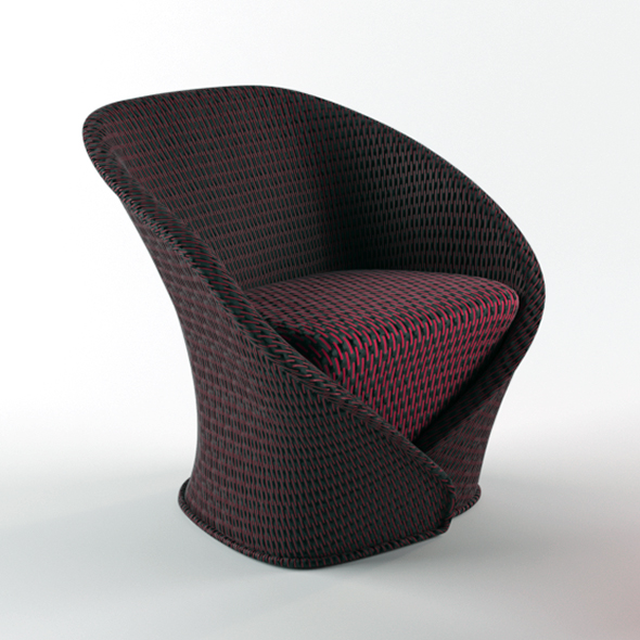 Chair Talma B.Hubert - 3DOcean Item for Sale