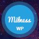 Milness - Showcase Mobile App WordPress Theme - ThemeForest Item for Sale