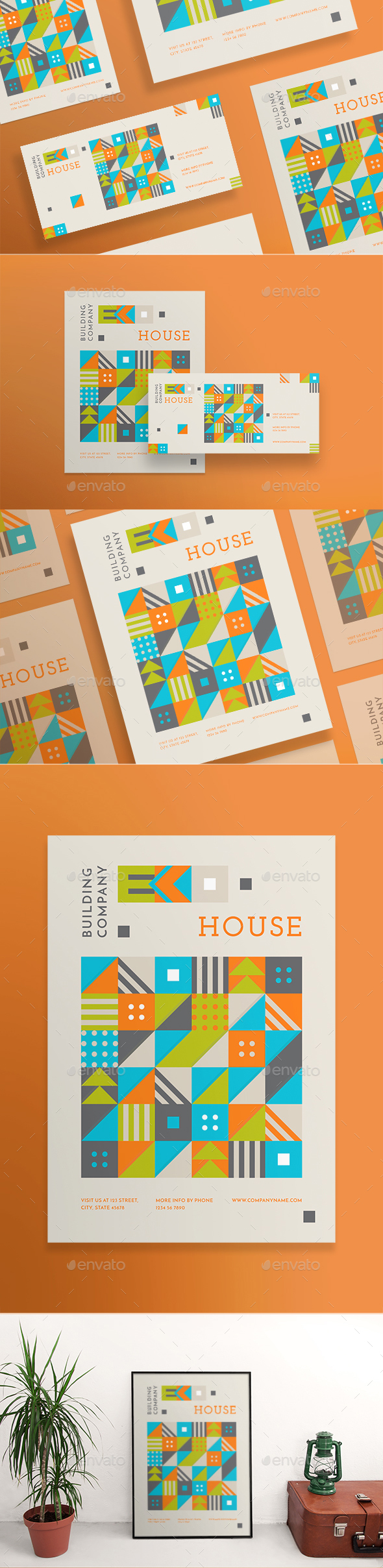 Eco House Flyers - Miscellaneous Events