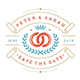 18 Wedding Logos and Badges