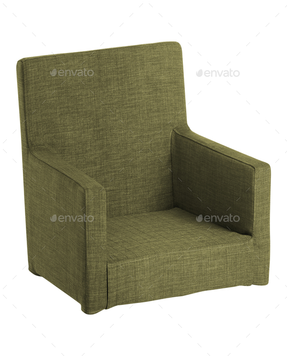 a chair isolated - Stock Photo - Images