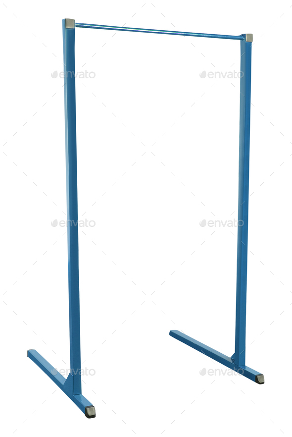 horizontal bar isolated - Stock Photo - Images