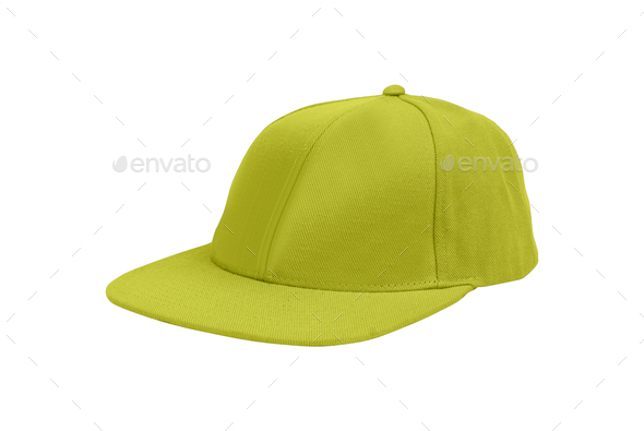 cap isolated on white background - Stock Photo - Images