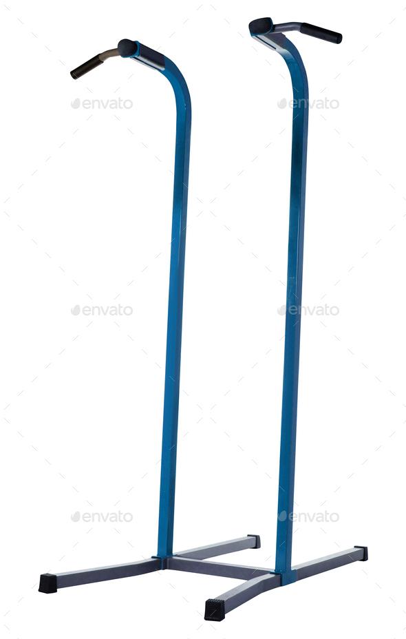 Horizontal bar isolated - Stock Photo - Images