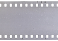 Strip of old celluloid film with dust and scratches - PhotoDune Item for Sale