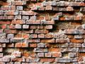 Old broken brick wall - PhotoDune Item for Sale