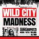 Wild City Madness Flyer/Poster - GraphicRiver Item for Sale