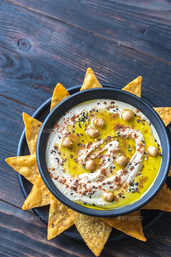 Hummus - Stock Photo - Images