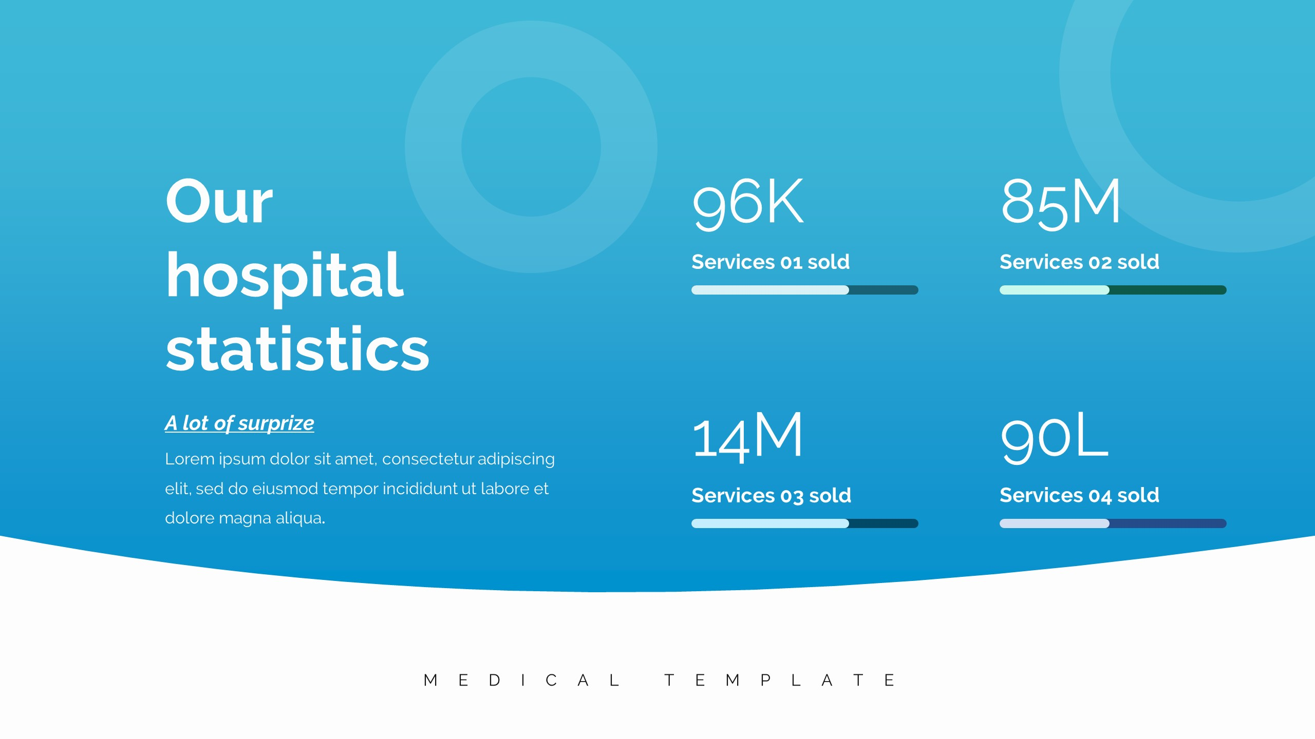 Medical Clinic - Health and Doctor Medical Powerpoint Template