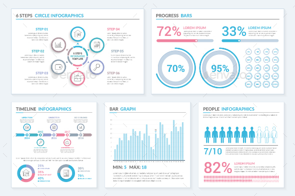 Infographic Templates - Infographics