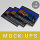 A4 Landscape Brochure Mockup - GraphicRiver Item for Sale