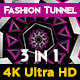 Fashion Tunnel Loops Pack - VideoHive Item for Sale