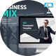 Business Mix Keynote Template - GraphicRiver Item for Sale