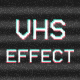 VHS Effect Photoshop Action - GraphicRiver Item for Sale