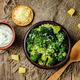 Garlic Parmesan Roasted Broccoli - PhotoDune Item for Sale