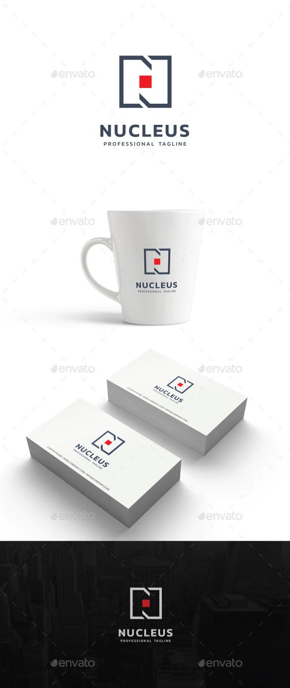 Nucleus Logo - Symbols Logo Templates
