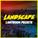 12 Landscape Lightroom Presets - GraphicRiver Item for Sale