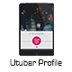 Utubar Video Profile E-book - GraphicRiver Item for Sale