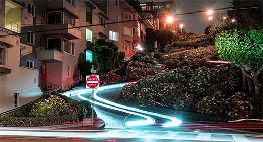 Los Angeles And San Francisco
