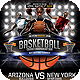 Basketball Game Poster Template - GraphicRiver Item for Sale