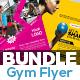 Gym Flyers Bundle