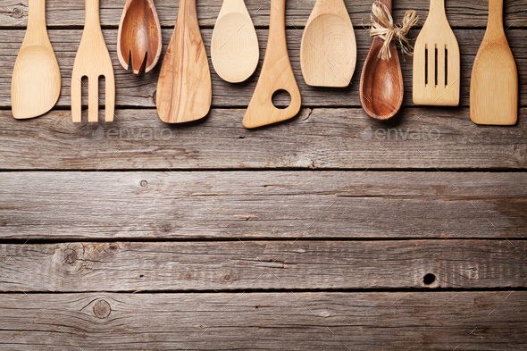 Various cooking utensils - Stock Photo - Images