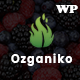 Ozganiko - A Organic Store And Food Shop WordPress Theme