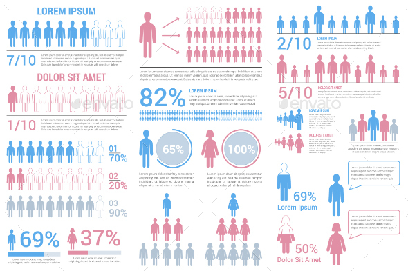 People Infographics - Infographics