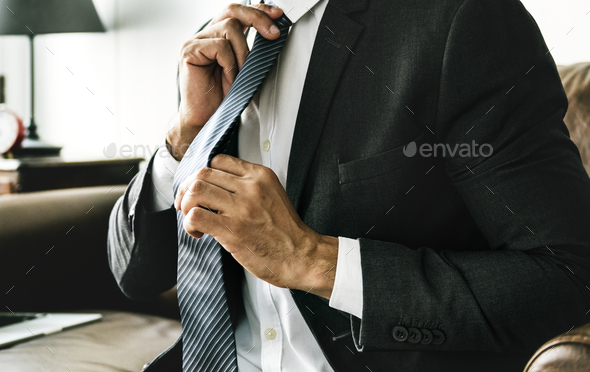 Businessman solo - Stock Photo - Images