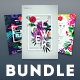 Floral Flyer Bundle - GraphicRiver Item for Sale