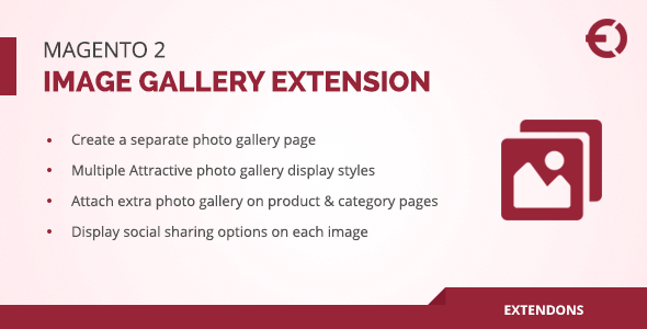 Magento 2 Image gallery + Product Photo Gallery Extension - CodeCanyon Item for Sale