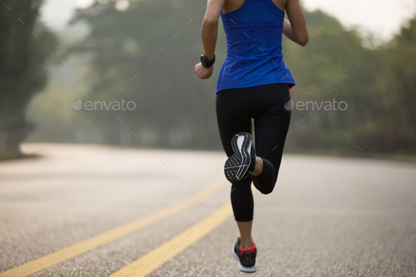 Jogging - Stock Photo - Images