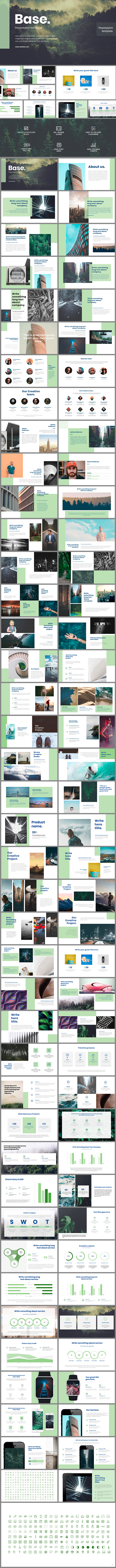 Base Powerpoint Template - PowerPoint Templates Presentation Templates