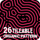 26 Tileable Organic Patterns
